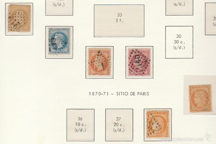 Sellos: COLECCIÓN años 1850/1959 (ÁLBUMES) - Foto 6 - 59633071
