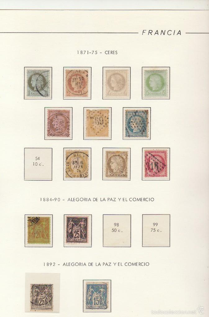 Sellos: COLECCIÓN años 1850/1959 (ÁLBUMES) - Foto 8 - 59633071