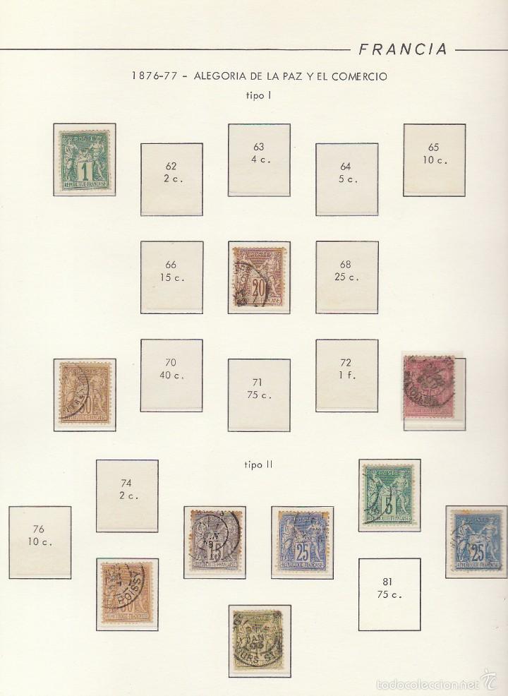 Sellos: COLECCIÓN años 1850/1959 (ÁLBUMES) - Foto 9 - 59633071