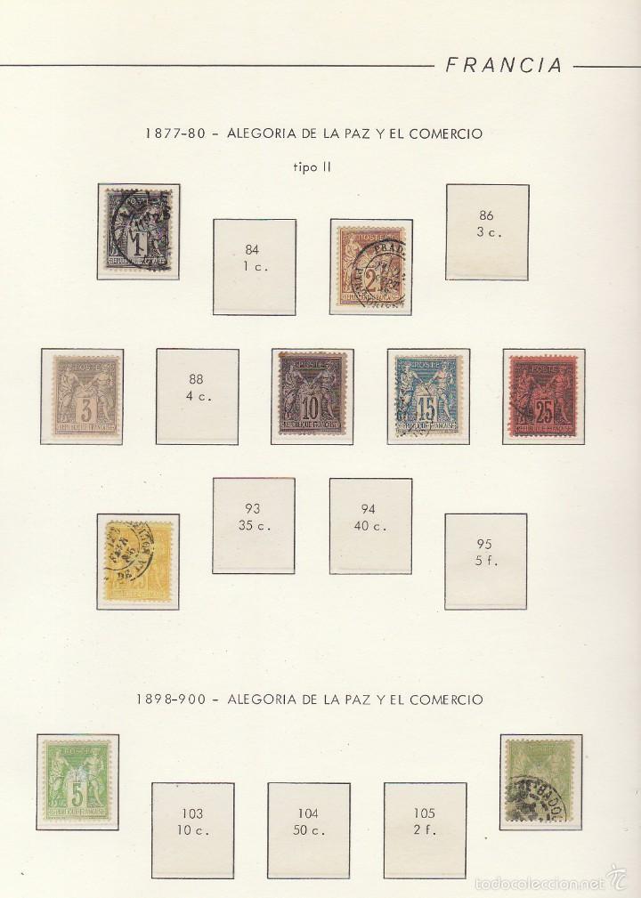 Sellos: COLECCIÓN años 1850/1959 (ÁLBUMES) - Foto 10 - 59633071