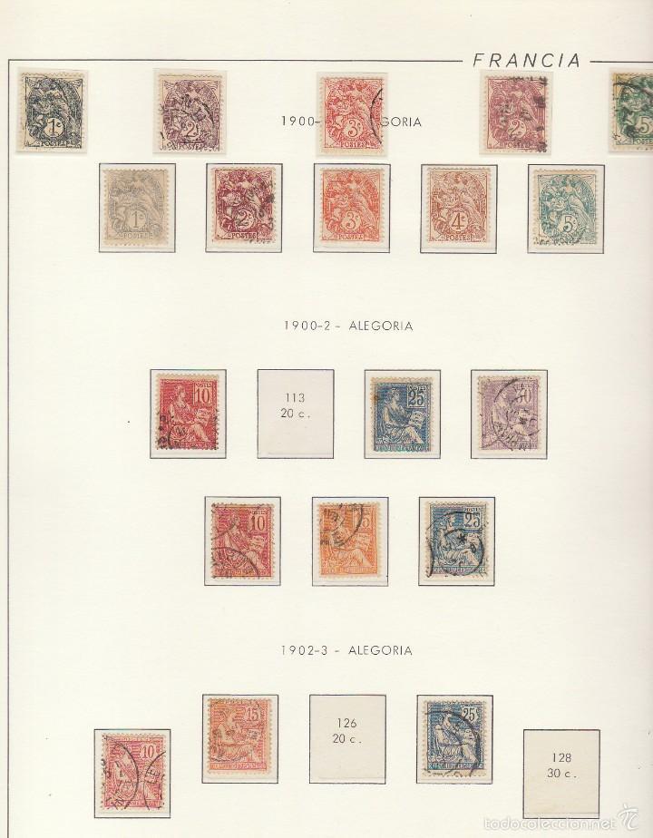 Sellos: COLECCIÓN años 1850/1959 (ÁLBUMES) - Foto 11 - 59633071
