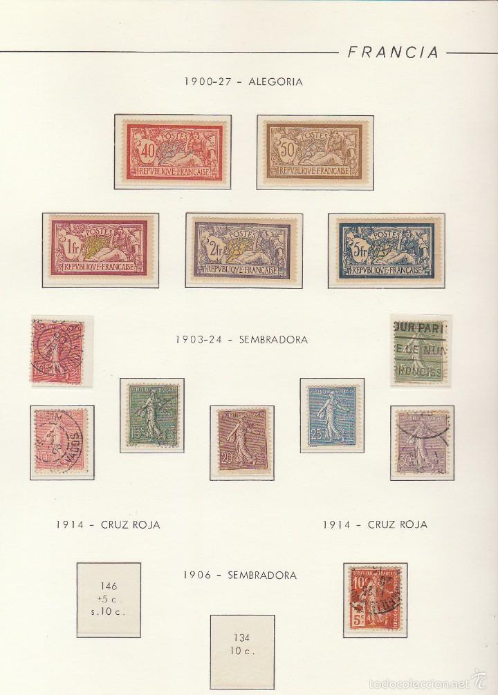 Sellos: COLECCIÓN años 1850/1959 (ÁLBUMES) - Foto 12 - 59633071