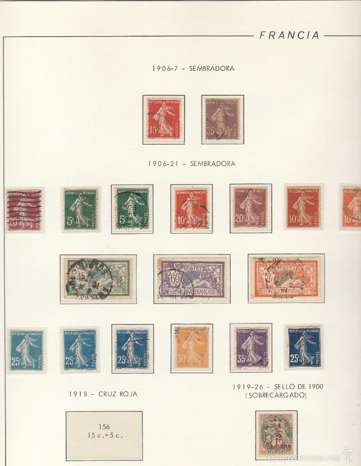 Sellos: COLECCIÓN años 1850/1959 (ÁLBUMES) - Foto 13 - 59633071
