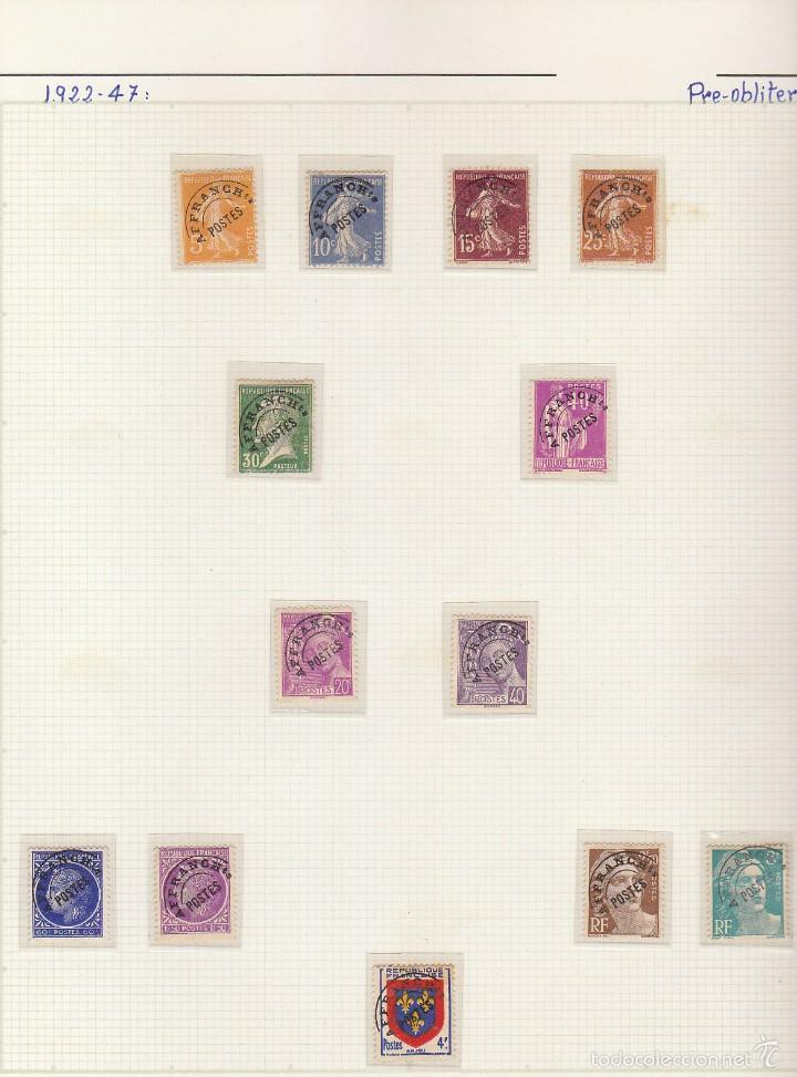Sellos: COLECCIÓN años 1850/1959 (ÁLBUMES) - Foto 14 - 59633071