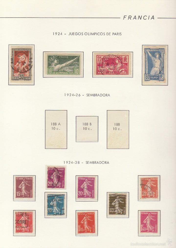 Sellos: COLECCIÓN años 1850/1959 (ÁLBUMES) - Foto 16 - 59633071