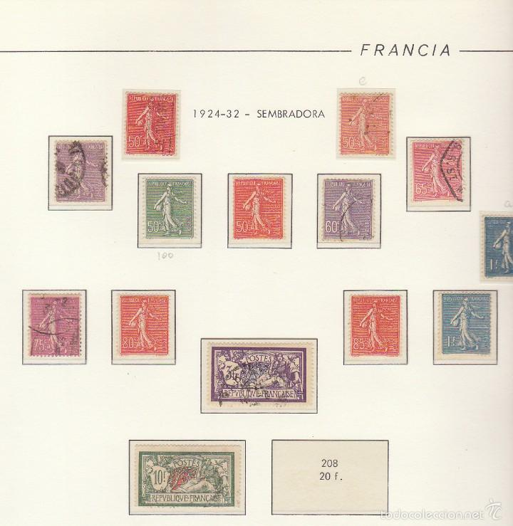 Sellos: COLECCIÓN años 1850/1959 (ÁLBUMES) - Foto 17 - 59633071