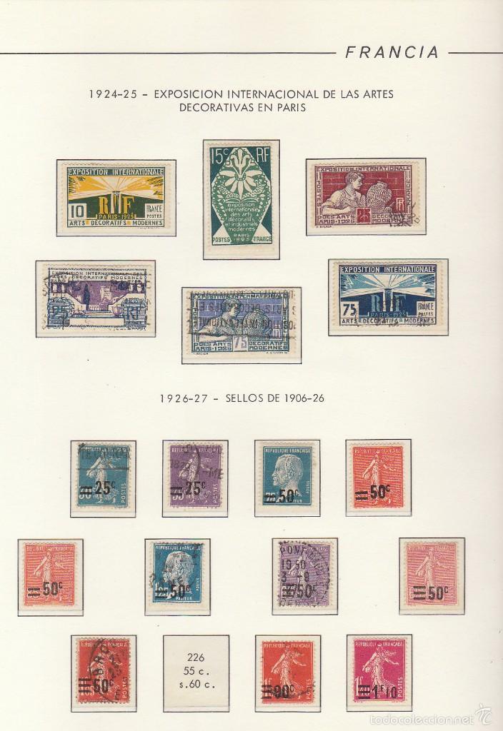 Sellos: COLECCIÓN años 1850/1959 (ÁLBUMES) - Foto 18 - 59633071