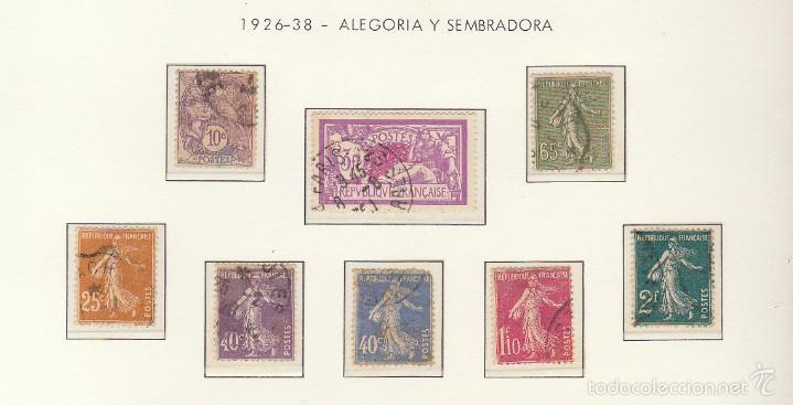 Sellos: COLECCIÓN años 1850/1959 (ÁLBUMES) - Foto 19 - 59633071