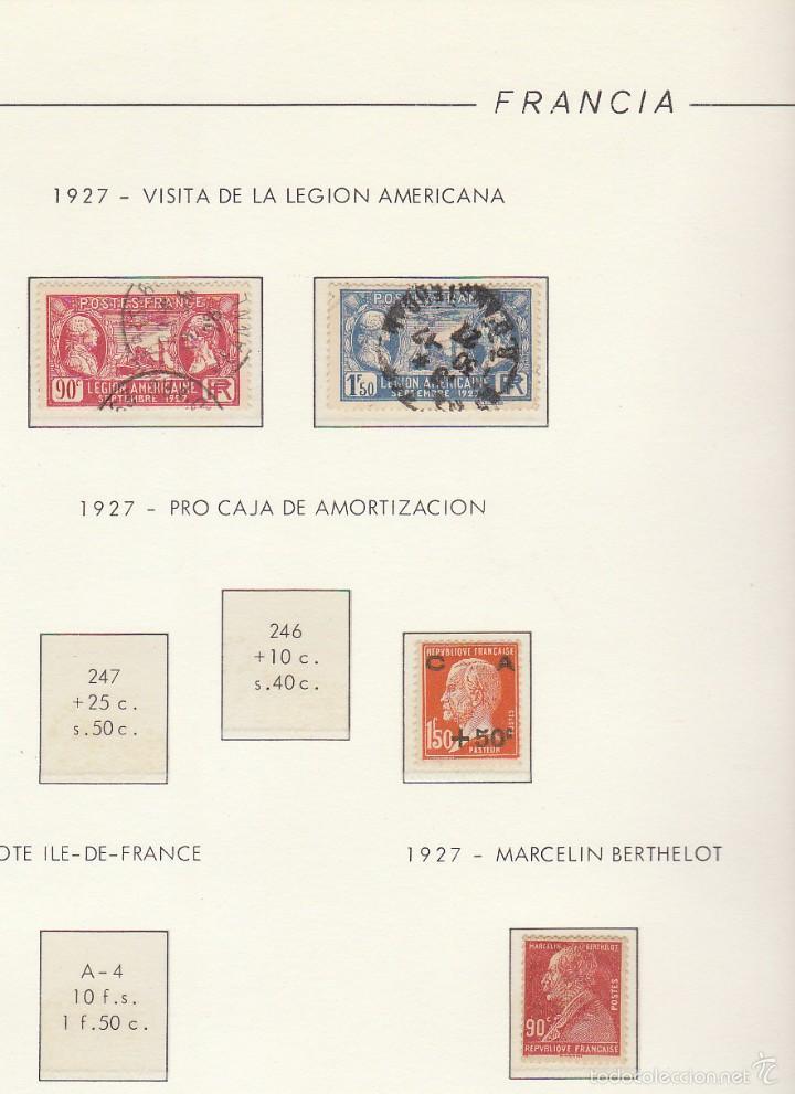Sellos: COLECCIÓN años 1850/1959 (ÁLBUMES) - Foto 20 - 59633071