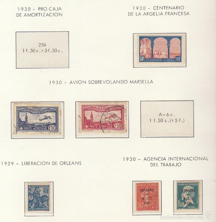 Sellos: COLECCIÓN años 1850/1959 (ÁLBUMES) - Foto 22 - 59633071