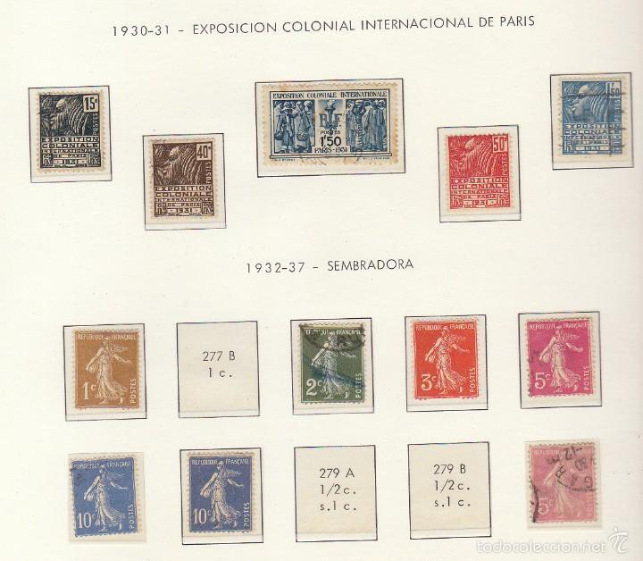 Sellos: COLECCIÓN años 1850/1959 (ÁLBUMES) - Foto 23 - 59633071