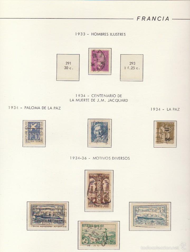 Sellos: COLECCIÓN años 1850/1959 (ÁLBUMES) - Foto 25 - 59633071