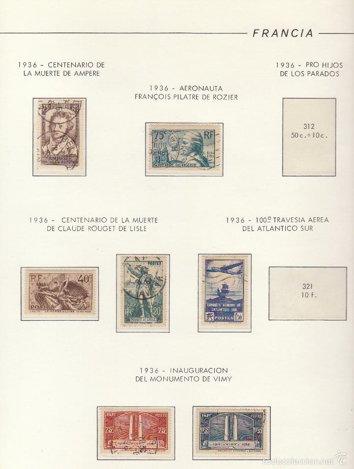 Sellos: COLECCIÓN años 1850/1959 (ÁLBUMES) - Foto 27 - 59633071