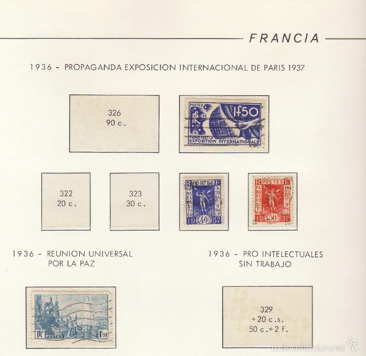 Sellos: COLECCIÓN años 1850/1959 (ÁLBUMES) - Foto 29 - 59633071