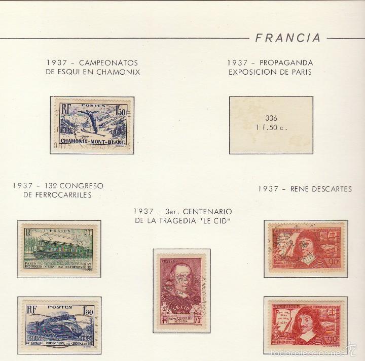 Sellos: COLECCIÓN años 1850/1959 (ÁLBUMES) - Foto 30 - 59633071