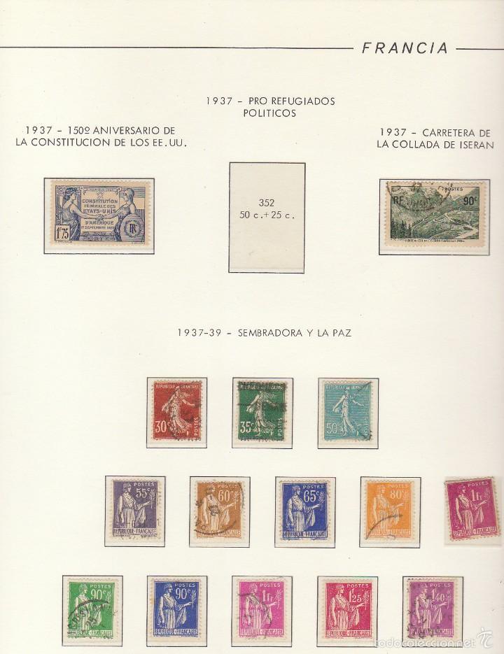 Sellos: COLECCIÓN años 1850/1959 (ÁLBUMES) - Foto 32 - 59633071