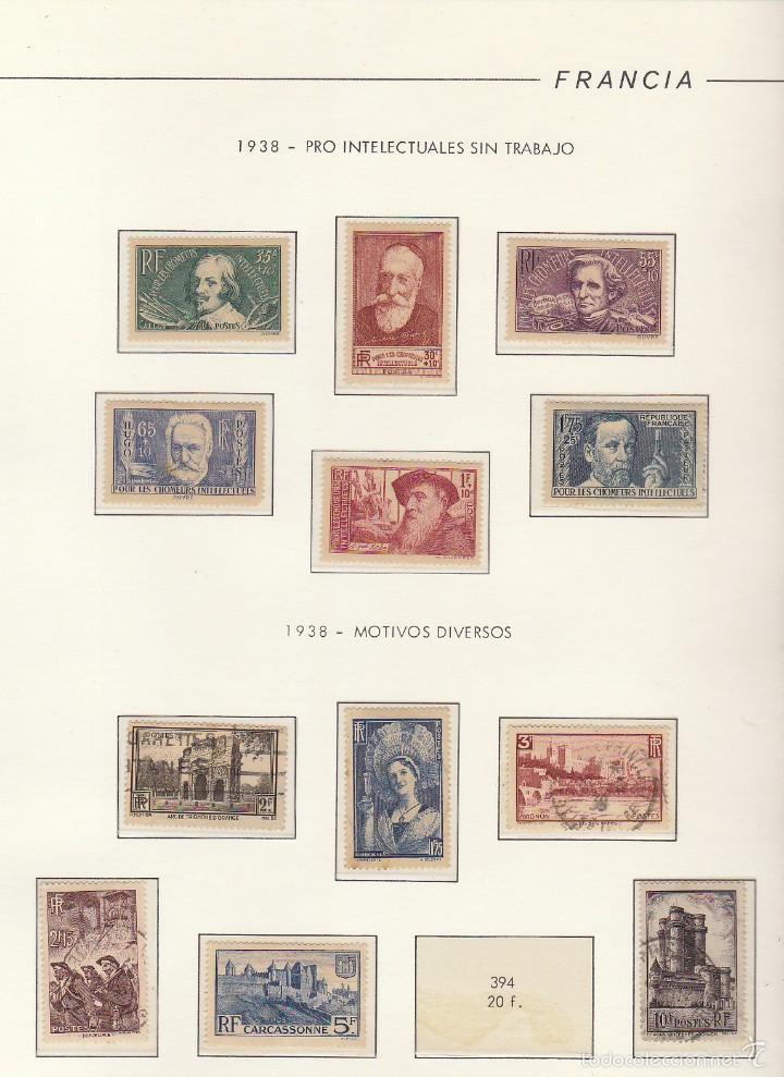 Sellos: COLECCIÓN años 1850/1959 (ÁLBUMES) - Foto 33 - 59633071
