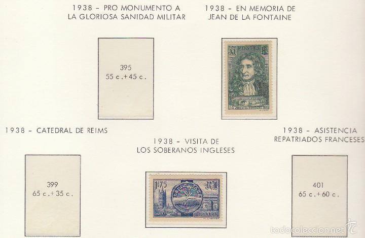 Sellos: COLECCIÓN años 1850/1959 (ÁLBUMES) - Foto 34 - 59633071