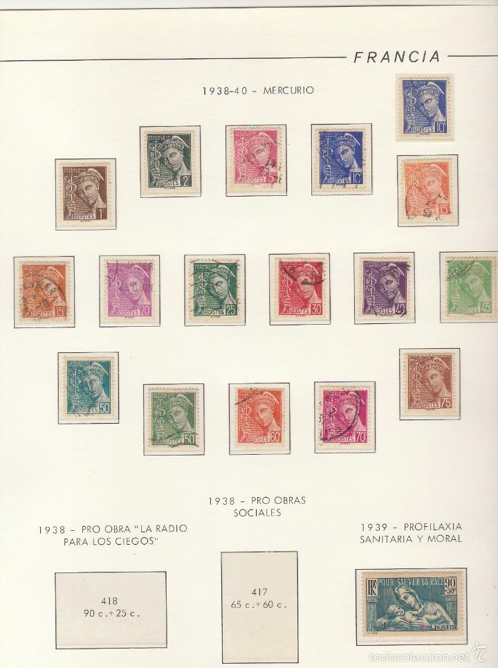 Sellos: COLECCIÓN años 1850/1959 (ÁLBUMES) - Foto 35 - 59633071