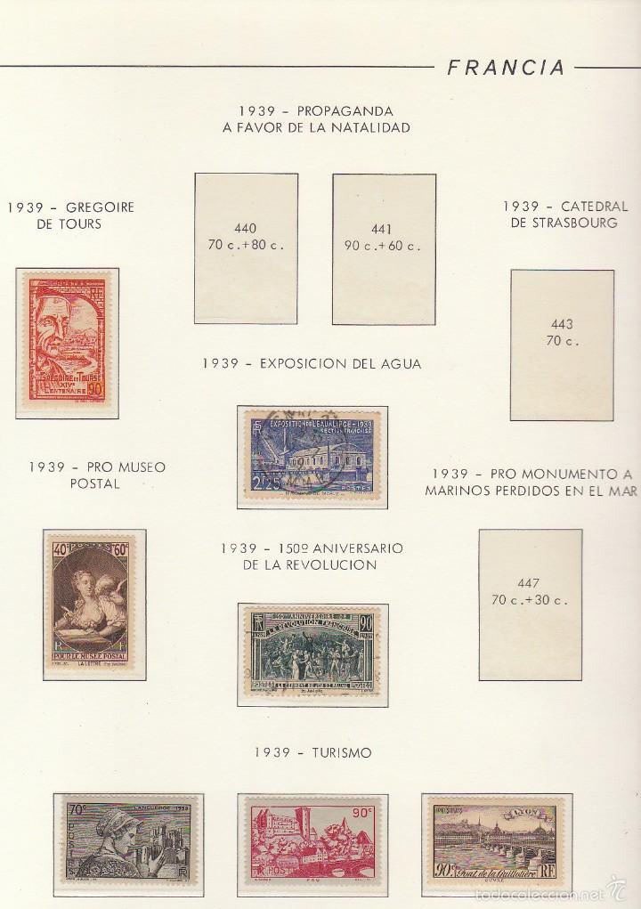 Sellos: COLECCIÓN años 1850/1959 (ÁLBUMES) - Foto 39 - 59633071