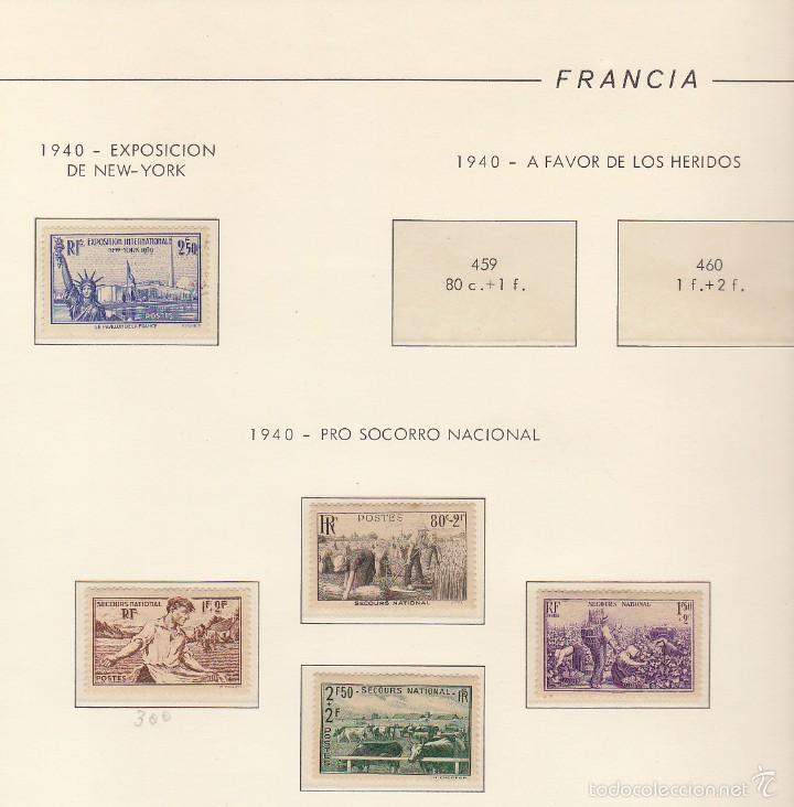 Sellos: COLECCIÓN años 1850/1959 (ÁLBUMES) - Foto 42 - 59633071