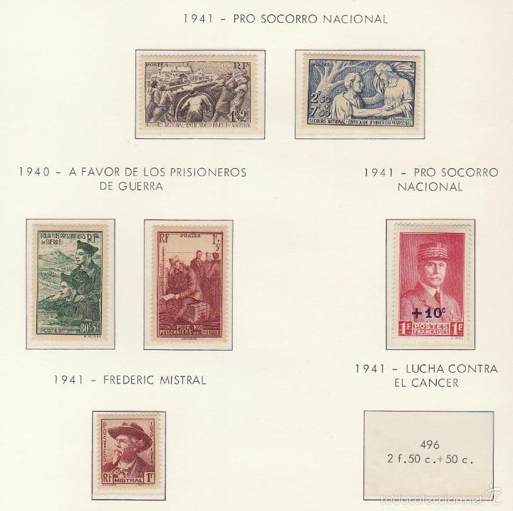Sellos: COLECCIÓN años 1850/1959 (ÁLBUMES) - Foto 43 - 59633071