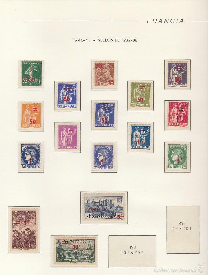 Sellos: COLECCIÓN años 1850/1959 (ÁLBUMES) - Foto 44 - 59633071