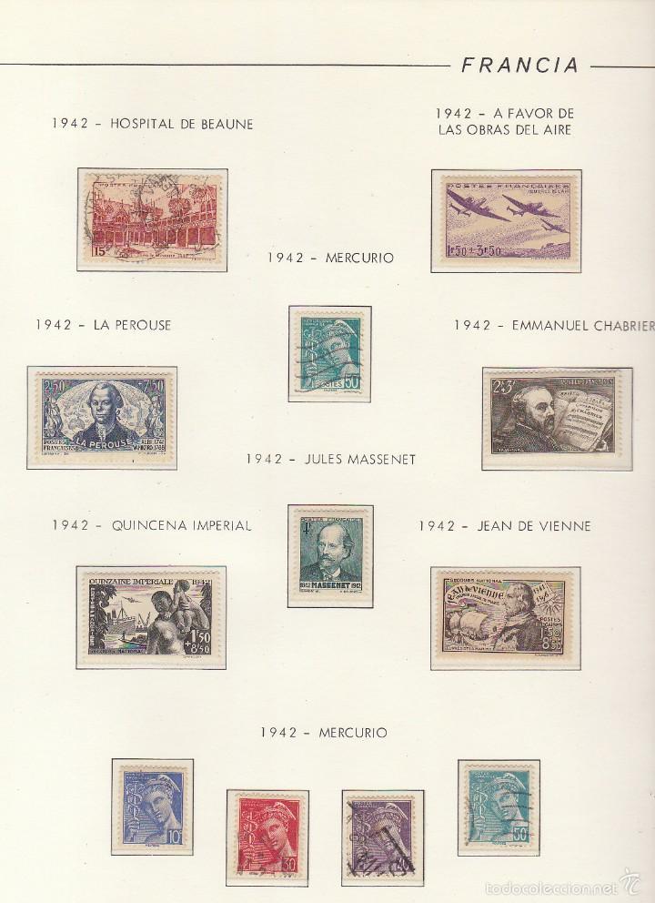 Sellos: COLECCIÓN años 1850/1959 (ÁLBUMES) - Foto 47 - 59633071