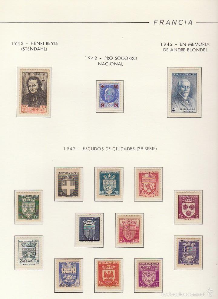 Sellos: COLECCIÓN años 1850/1959 (ÁLBUMES) - Foto 48 - 59633071
