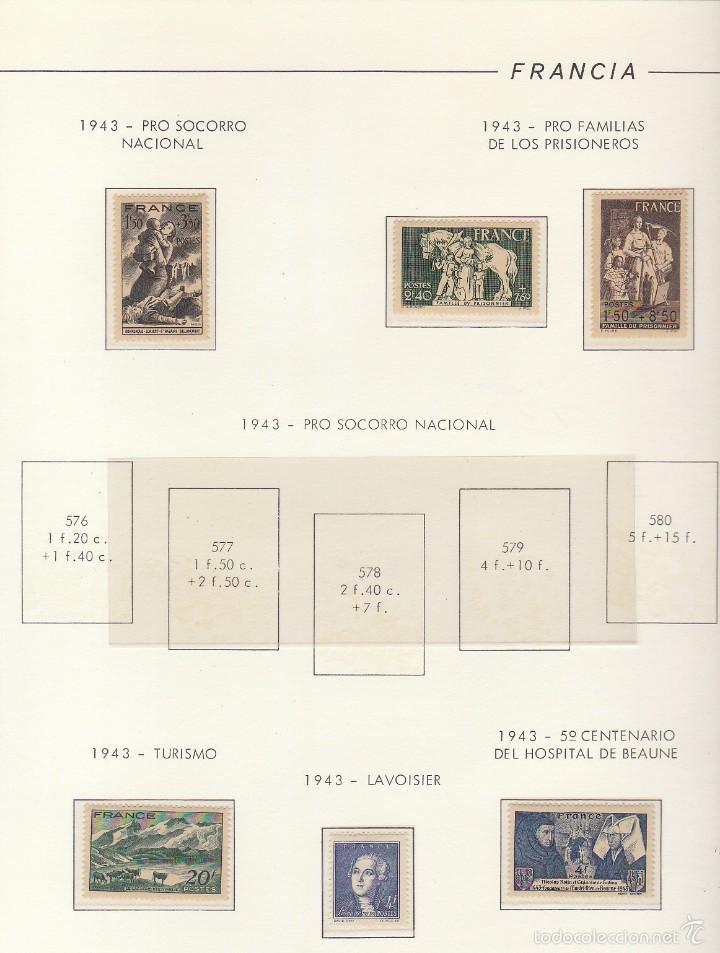 Sellos: COLECCIÓN años 1850/1959 (ÁLBUMES) - Foto 50 - 59633071