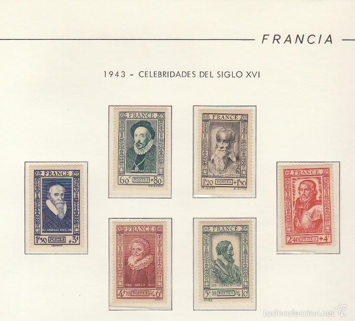 Sellos: COLECCIÓN años 1850/1959 (ÁLBUMES) - Foto 51 - 59633071
