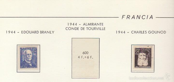 Sellos: COLECCIÓN años 1850/1959 (ÁLBUMES) - Foto 52 - 59633071