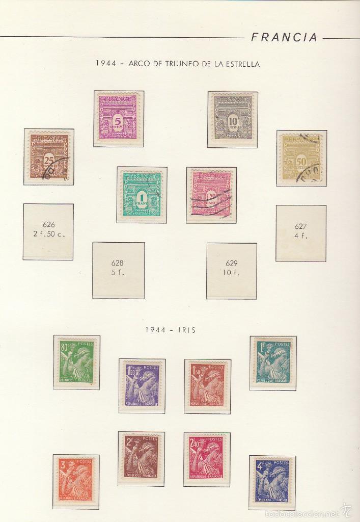 Sellos: COLECCIÓN años 1850/1959 (ÁLBUMES) - Foto 56 - 59633071