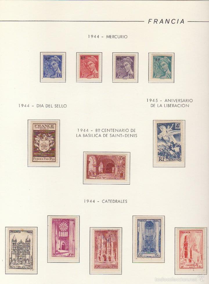 Sellos: COLECCIÓN años 1850/1959 (ÁLBUMES) - Foto 58 - 59633071