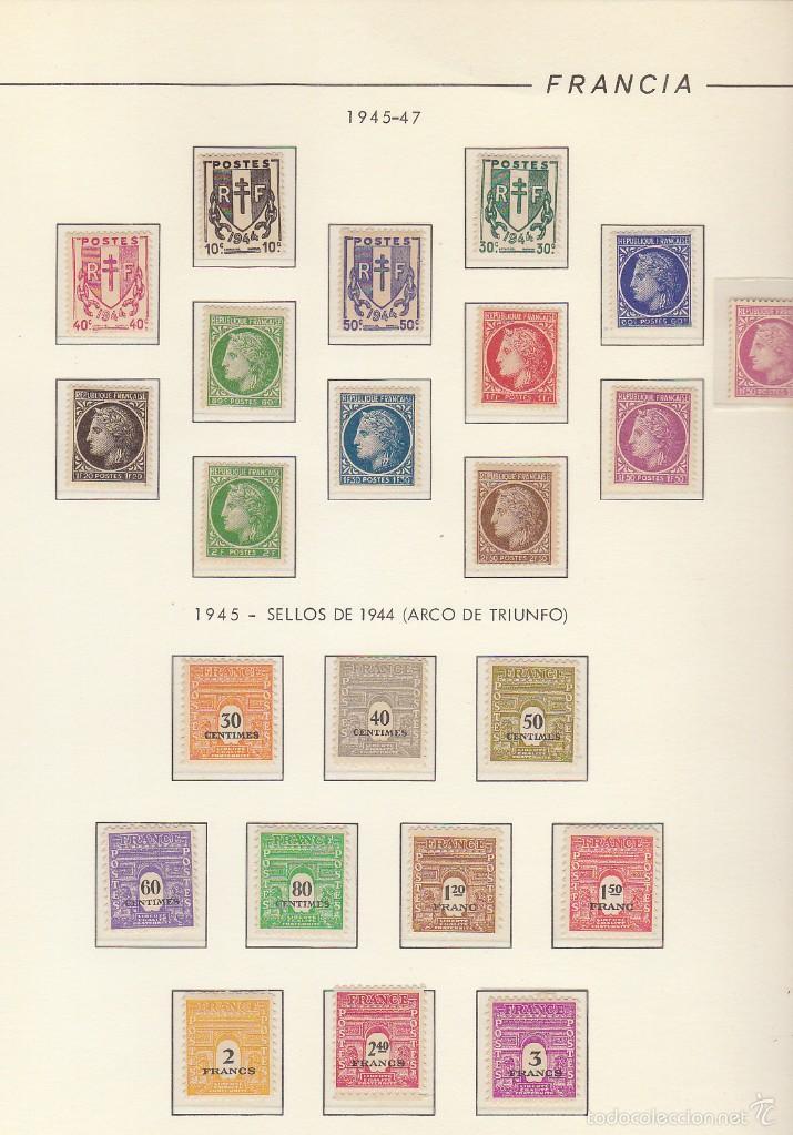 Sellos: COLECCIÓN años 1850/1959 (ÁLBUMES) - Foto 59 - 59633071