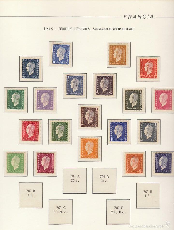Sellos: COLECCIÓN años 1850/1959 (ÁLBUMES) - Foto 60 - 59633071
