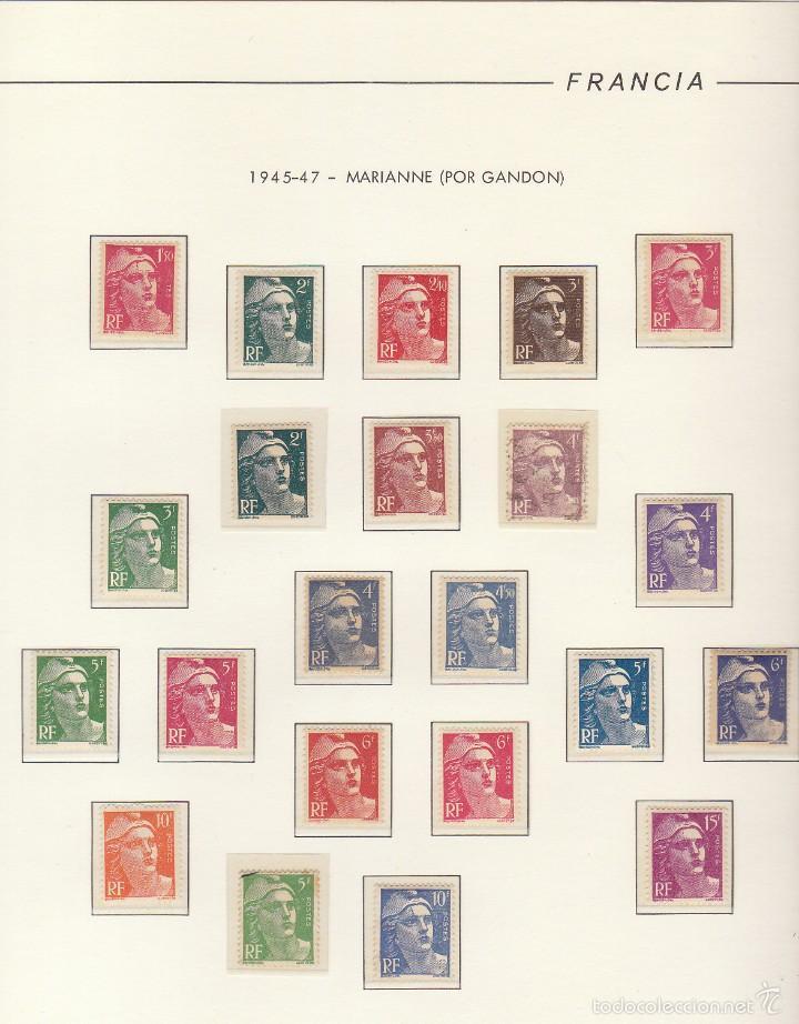 Sellos: COLECCIÓN años 1850/1959 (ÁLBUMES) - Foto 61 - 59633071