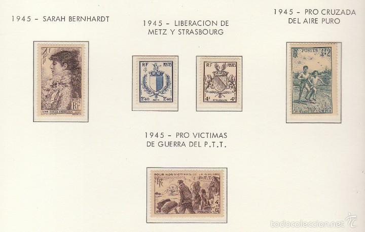 Sellos: COLECCIÓN años 1850/1959 (ÁLBUMES) - Foto 62 - 59633071