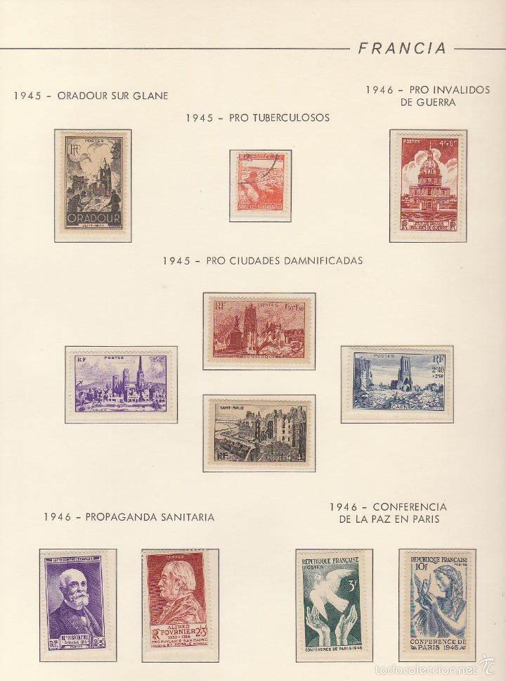 Sellos: COLECCIÓN años 1850/1959 (ÁLBUMES) - Foto 63 - 59633071