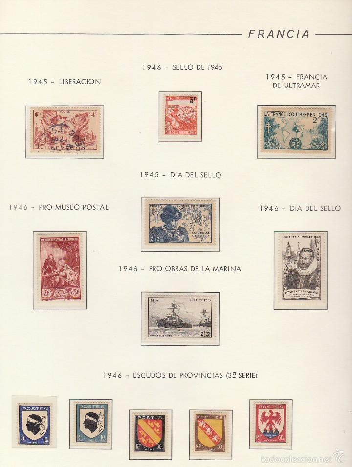 Sellos: COLECCIÓN años 1850/1959 (ÁLBUMES) - Foto 64 - 59633071