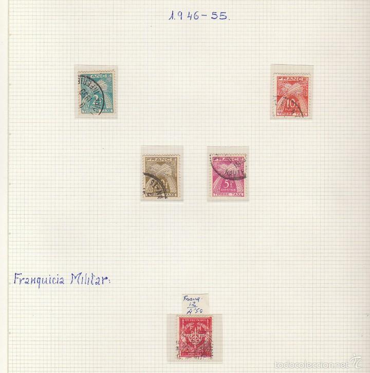 Sellos: COLECCIÓN años 1850/1959 (ÁLBUMES) - Foto 65 - 59633071
