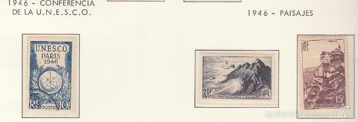 Sellos: COLECCIÓN años 1850/1959 (ÁLBUMES) - Foto 67 - 59633071