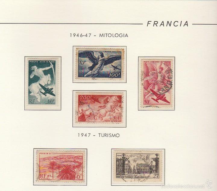 Sellos: COLECCIÓN años 1850/1959 (ÁLBUMES) - Foto 68 - 59633071