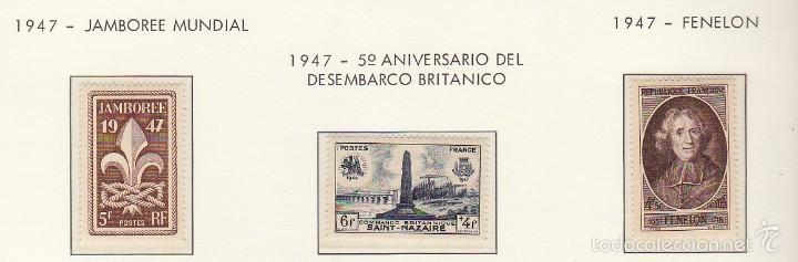 Sellos: COLECCIÓN años 1850/1959 (ÁLBUMES) - Foto 69 - 59633071
