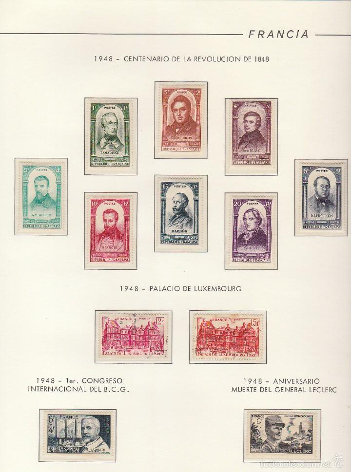 Sellos: COLECCIÓN años 1850/1959 (ÁLBUMES) - Foto 71 - 59633071
