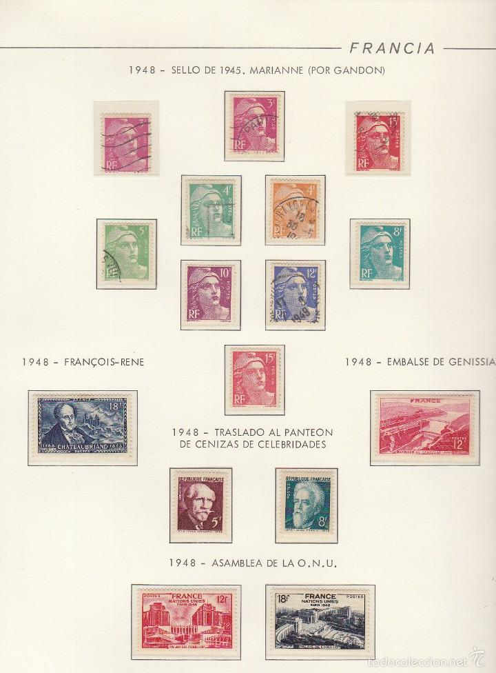 Sellos: COLECCIÓN años 1850/1959 (ÁLBUMES) - Foto 72 - 59633071