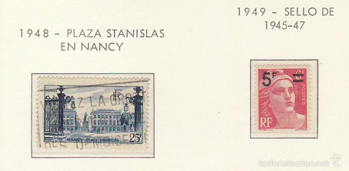 Sellos: COLECCIÓN años 1850/1959 (ÁLBUMES) - Foto 73 - 59633071