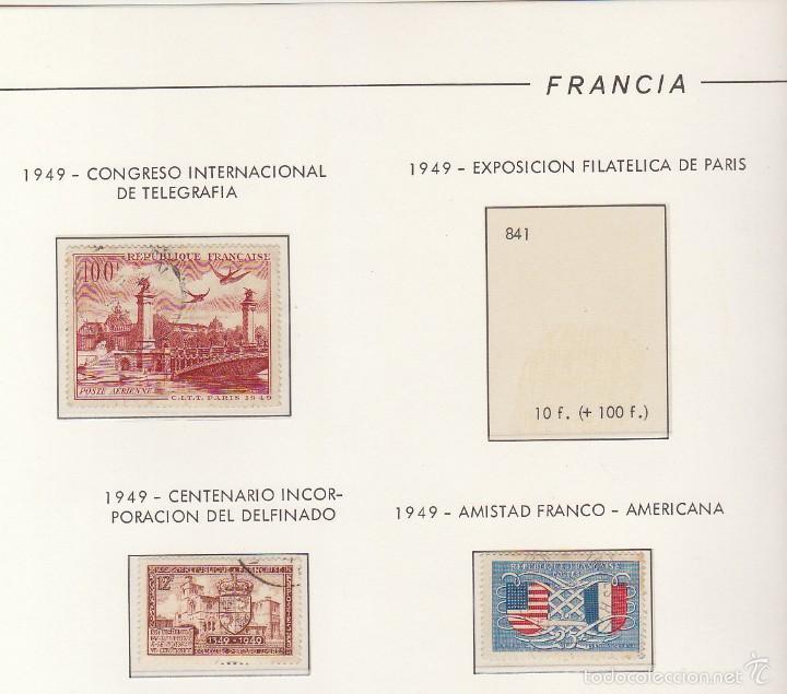 Sellos: COLECCIÓN años 1850/1959 (ÁLBUMES) - Foto 76 - 59633071