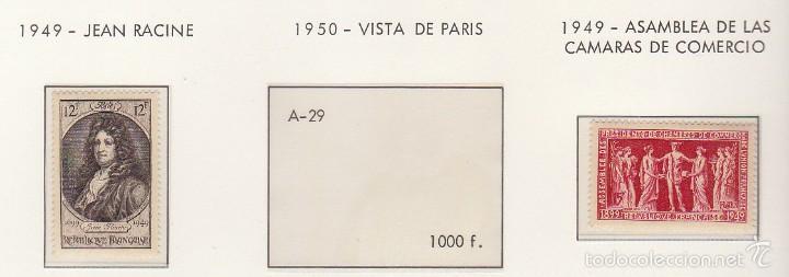 Sellos: COLECCIÓN años 1850/1959 (ÁLBUMES) - Foto 77 - 59633071