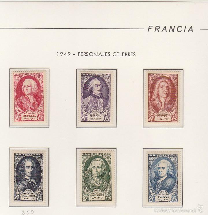 Sellos: COLECCIÓN años 1850/1959 (ÁLBUMES) - Foto 78 - 59633071